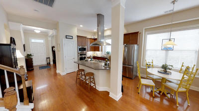 Charleston Single Family Home Contingent: 1721 Manassas Drive Drive