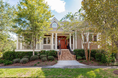 Charleston Single Family Home For Sale: 615 Cattle Street