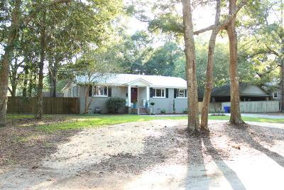 Single Family Home For Sale: 1235 Taliaferro Avenue