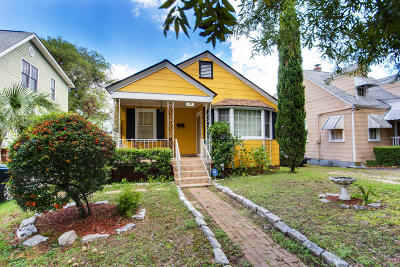 Charleston Single Family Home For Sale: 26 Alberta Avenue