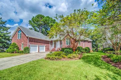 Charleston Single Family Home Contingent: 2646 Marsh Creek Drive