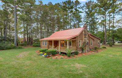 Moncks Corner Single Family Home Contingent: 319 Old Grade Road