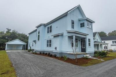 Mount Pleasant Single Family Home For Sale: 1341 Hamlin Road
