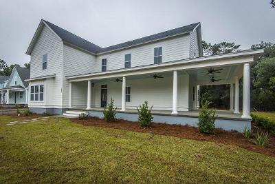 Mount Pleasant Single Family Home For Sale: 1333 Hamlin Road