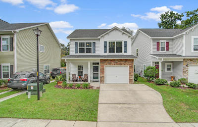 Johns Island Single Family Home Contingent: 2817 Pottinger Drive