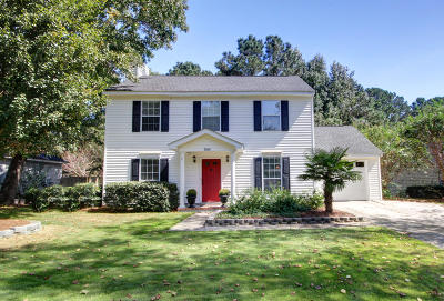 Mount Pleasant Single Family Home For Sale: 548 Castle Hall Road