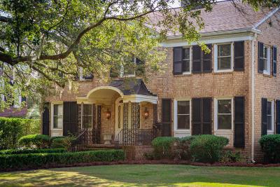 Charleston Single Family Home Contingent: 5 Broughton Road
