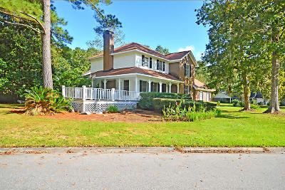 North Charleston Single Family Home For Sale: 99 Nightingale Manor