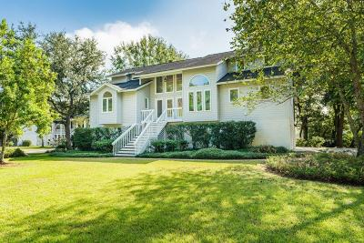Charleston Single Family Home For Sale: 2363 Rice Pond Road