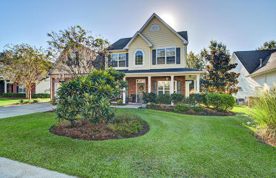 Summerville Single Family Home For Sale: 106 La Costa Way