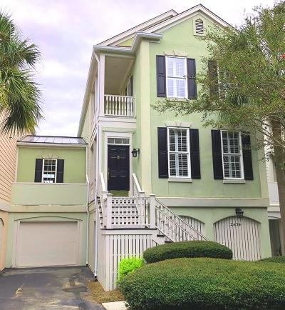 Johns Island Attached For Sale: 2434 Racquet Club Drive