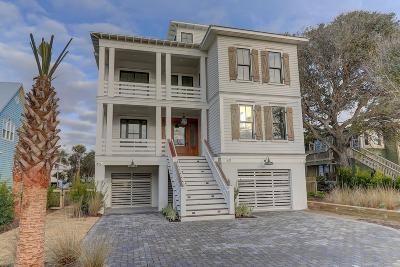 Isle Of Palms Single Family Home For Sale: 611 Carolina Boulevard