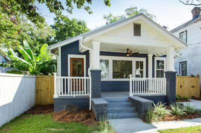 Charleston Single Family Home For Sale: 834 Rutledge Avenue