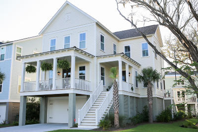 Johns Island Single Family Home For Sale: 2506 Bullock Guard Drive