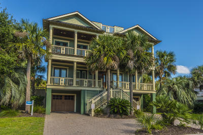 Isle Of Palms SC Single Family Home For Sale: $2,350,000