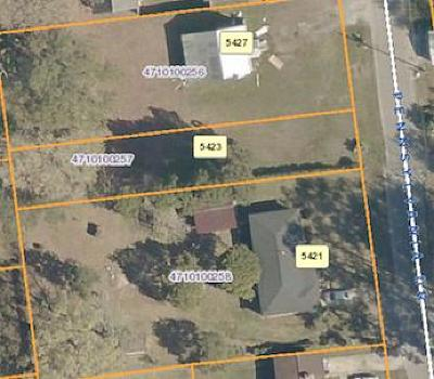 Residential Lots & Land For Sale: 5423 Pennsylvania Avenue