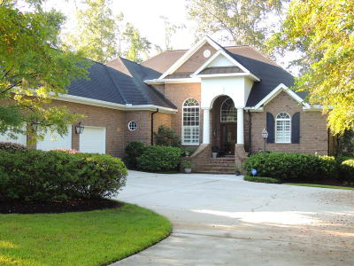 Coosaw Creek Country Club Single Family Home For Sale: 4155 Club Course Drive