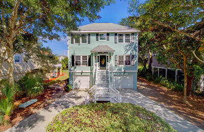 Isle Of Palms SC Single Family Home For Sale: $780,000
