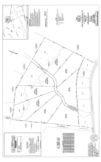 Residential Lots & Land For Sale: 58 Pepper Grass Trail