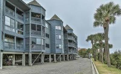 Folly Beach Attached Contingent: 133 Marshview #133