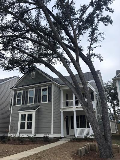Johns Island Single Family Home For Sale: 1981 Shadetree Boulevard