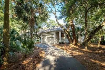 Seabrook Island Single Family Home For Sale: 2999 Hidden Oak Drive