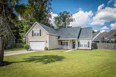 Single Family Home For Sale: 456 Sycamore Shade Street