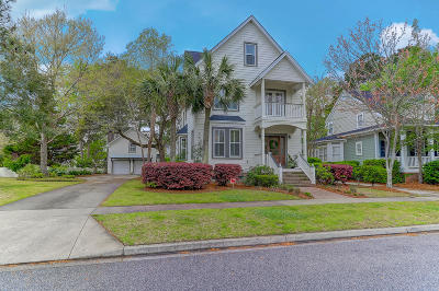 Berkeley County, Charleston County Single Family Home For Sale: 107 Beresford Creek Street