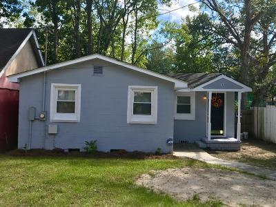 North Charleston Single Family Home For Sale: 1923 English Street