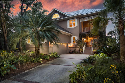 Kiawah Island Single Family Home For Sale: 103 Marsh Elder Court