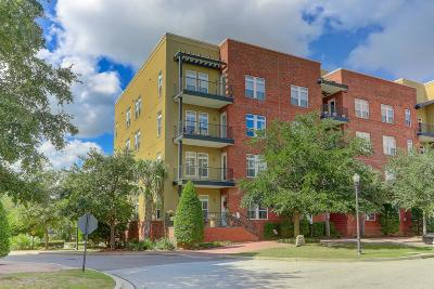 Berkeley County, Charleston County Attached For Sale: 125 Pier View Street #309