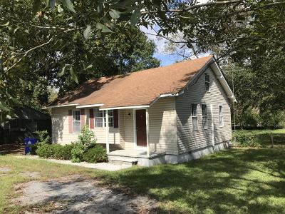 Single Family Home For Sale: 6926 Stall Road