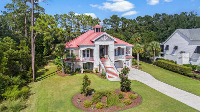 Johns Island Single Family Home For Sale: 2898 Maritime Forest Drive