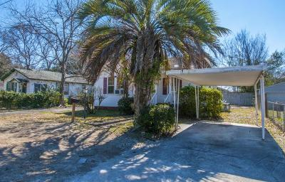 North Charleston Single Family Home For Sale: 4003 Gary Drive