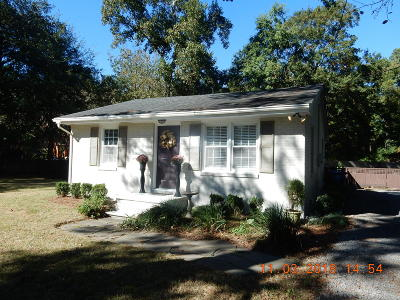 Single Family Home For Sale: 2028 Woodland Shores Road