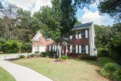Goose Creek Single Family Home For Sale: 112 N Knightsbridge Court