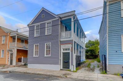 Charleston Single Family Home For Sale: 21 Hampden Court