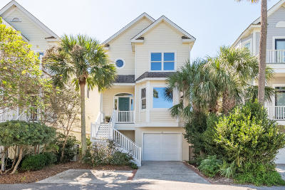 Isle Of Palms Single Family Home For Sale: 18 Commons Court