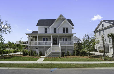 Charleston Single Family Home For Sale: 205 Foundry Street