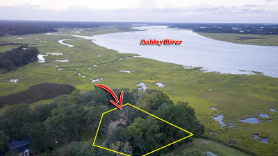 Charleston Residential Lots & Land For Sale: 1436 Parkshore Drive