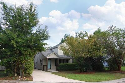 Charleston Single Family Home Contingent: 10 Timberleaf Court