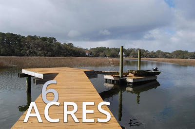 Edisto Island SC Single Family Home For Sale: $635,000