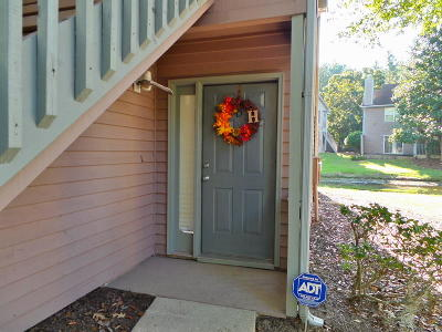 North Charleston Attached For Sale: 7921 Cricket Court #D