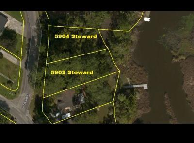 Residential Lots & Land For Sale: 5902 Steward Street