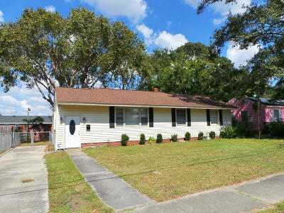North Charleston Single Family Home For Sale: 2715 Martha Drive