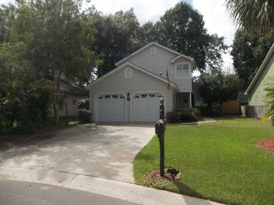 Charleston Single Family Home For Sale: 27 Mowler Court