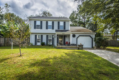 North Charleston Single Family Home For Sale: 8406 Old Carriage Court