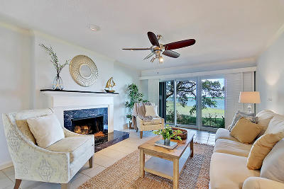 Seabrook Island Attached For Sale: 1968 Marsh Oak Lane