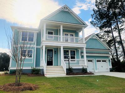 Mount Pleasant Single Family Home For Sale: 2809 Wagner Way