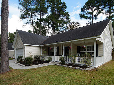 Goose Creek Single Family Home For Sale: 340 Amy Drive